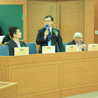 James Su, Present of CFA Association of Taiwan